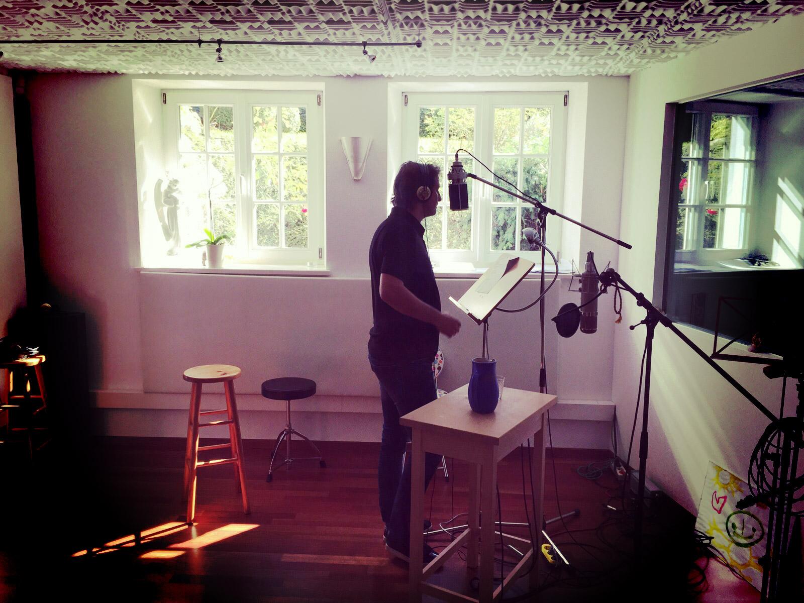 Studio Aufnahmen